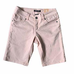 SUKO Bermuda Length Shorts Sz 4 NWT